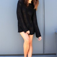 Ari Knit Oversized Sweater