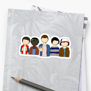 'Stranger Things' Sticker by MrBr8side