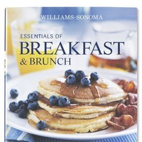 Williams-Sonoma Essentials of Breakfast & Brunch Cookbook