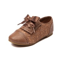 Toddler Sarah-Jayne Jazz Glitter Casual Shoe