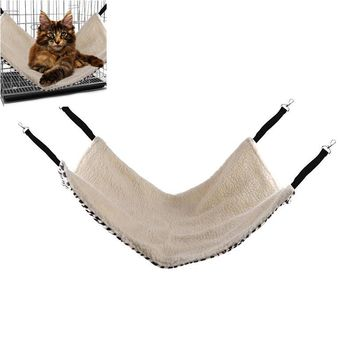 Soft and Comfortable Pet Cat Hammock Hanging Bed