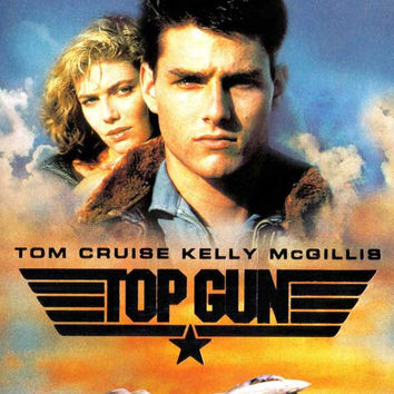 Top Gun 11x17 Movie Poster (1986)