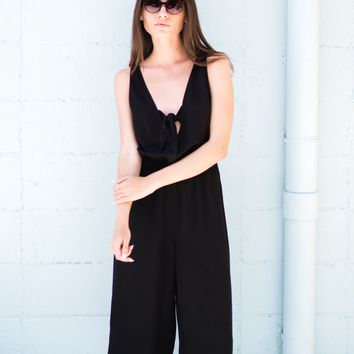 Wylie Crop Jumpsuit