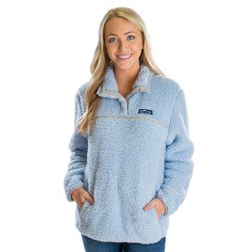 Alpine Pullover in Hydrangea by Lauren James
