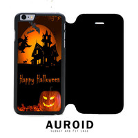 Happy Halloween Dark iPhone 6S Flip Case Auroid