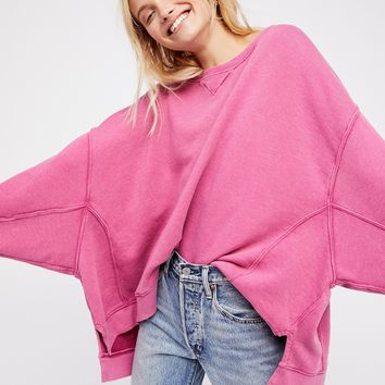 Free People On My Mind Pullover