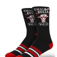 Stance Fashionsocke Chicago Bulls black/red - Accessoires Caps - SNIPES Onlineshop