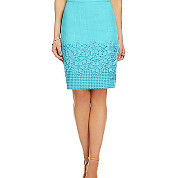Antonio Melani Bertie Pencil Skirt - Aruba
