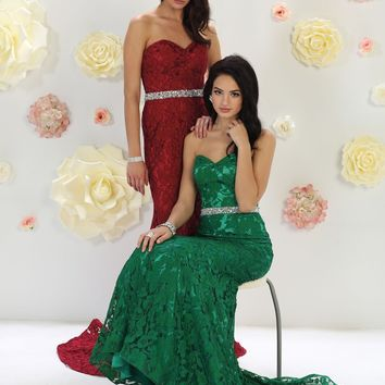 Long Prom Dress Evening Gown Formal