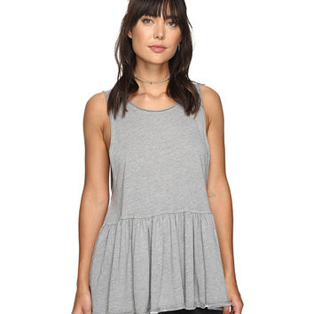 Free People Cantina Tank Top Grey - Zappos.com Free Shipping BOTH Ways