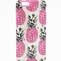 PINK PINEAPPLES IPHONE 6 CASE