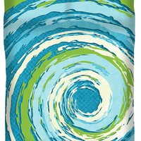 Hurricane Blue Duvet Cover for Sale by Shawna Rowe - Queen