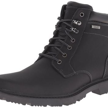 Rockport Men's Redemption Road Waterproof Plain Toe Boot