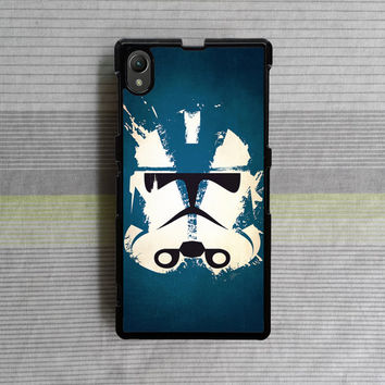 Sony Xperia Z case , Sony Xperia Z1 case , Sony Xperia Z2 case , star wars clone troopers