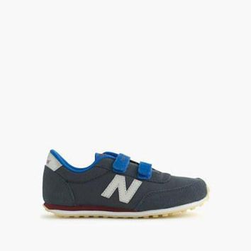 DCCK1IN boys new balance for crewcuts glow in the dark 410 sneakers