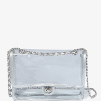 Clear Shoulder Bag | FOREVER 21 - 1021051098