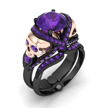 Our Best Selling Engagement Ring in Unique Eye Catching Colors