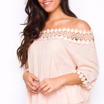 Marissa Off The Shoulder Top