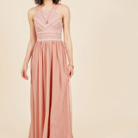 Outfit of the Sway Maxi Dress
