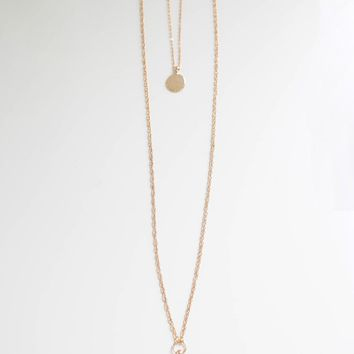 Stand By Me Necklace