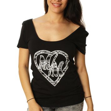 Metal Mulisha Women's Focus Top