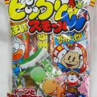 Japanese snack sweets Surprised Small Pack W Assortment Dagashi Oyatsu