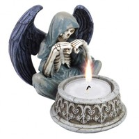 "The ""Amzer Oracle"" Tealight Holder by Alchemy of England"