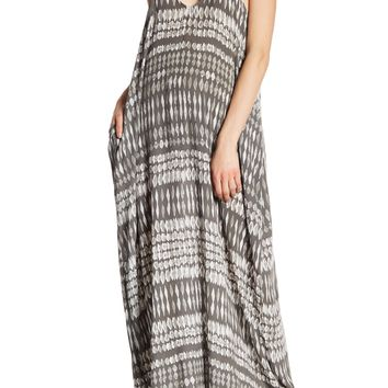 Love Stitch | Printed Gauze Maxi Dress | Nordstrom Rack