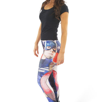 Save the World Leggings - Limited
