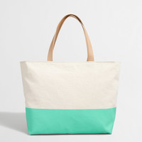 Factory dip-dyed weekend bag : Nautical Styles | J.Crew Factory