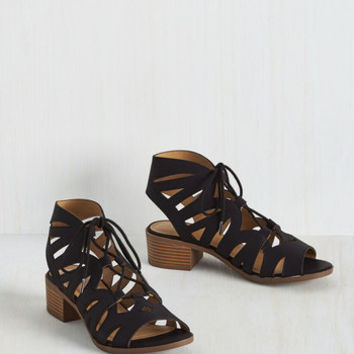 Jazz You Wish Heel | Mod Retro Vintage Heels | ModCloth.com