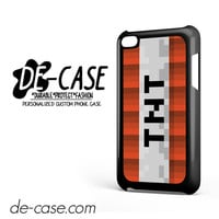 Tnt Bom Minecraft DEAL-11285 Apple Phonecase Cover For Ipod Touch 4