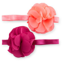 2-Pack Baby Headwraps