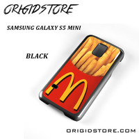 French Fries For Samsung Galaxy S5 Mini Case YG