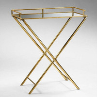 Cyan Design Bamboo Tray Table - 04445