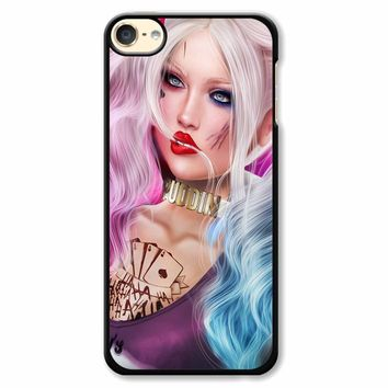 Harley Quinn 1 iPod Touch 6 Case