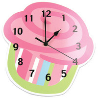 Trend Lab Cupcakes Wall Clock | Meijer.com