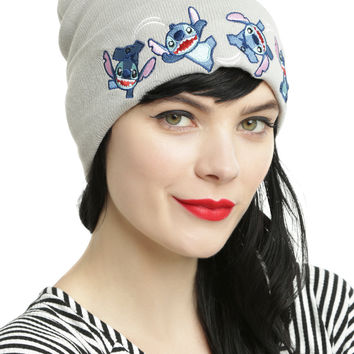 Disney Lilo & Stitch Cartwheel Watchman Beanie