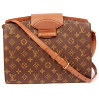 Louis Vuitton Krusell Cross Body Bag 5603 (Authentic Pre-owned)