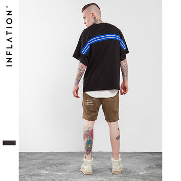 INFLATION 2017 Summer Collection Oversized T-shirt