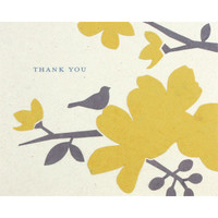 Blooming Thank You Card - Philippines