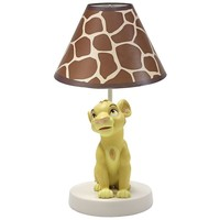 Disney The Lion King Go Wild Lamp (Tan)
