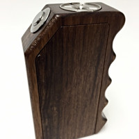 Cigreen 7 Dark Wood Box Mod