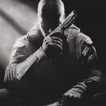 Call of Duty Black Ops Video Game Poster 22x34