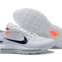 Nike x OFF WHITE OFF-WHITE White Running shoes Size 40-46