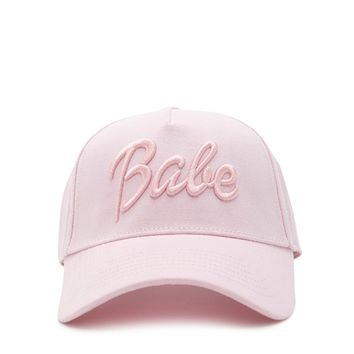 467f2f7a9ca Babe Graphic Baseball Cap from Forever 21