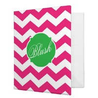 ALEXANDRIA MONROE THREE RING BINDER
