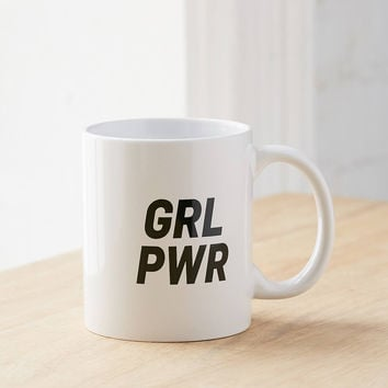 Girl Graphic Mug | Urban Outfitters