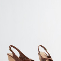 ModCloth Walking on Whimsy Wedge