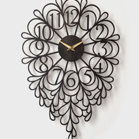 Darling Lite Laser Cut Wood Clock